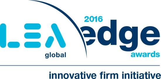 Leading Edge 2016 award